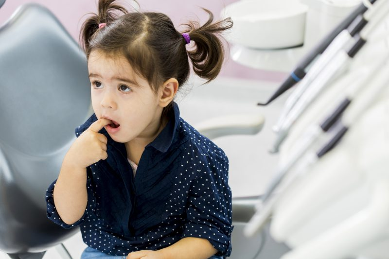 School required dental exam for kids