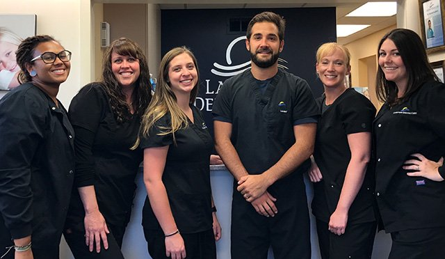 The Lakeview Dental Care Team