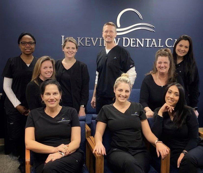 Team Members of Lakeview Dental Care